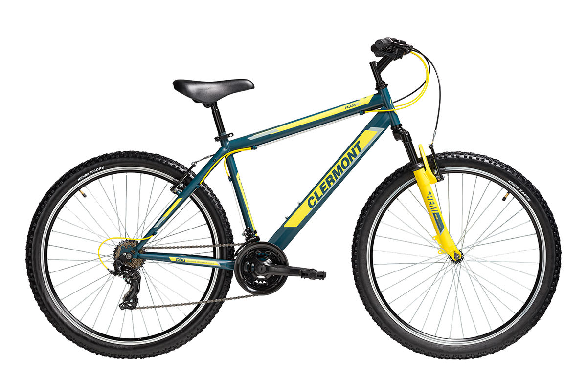 SellisBike - Clermont Falcon 27.5'' 715 Μπλέ Ματ 2020