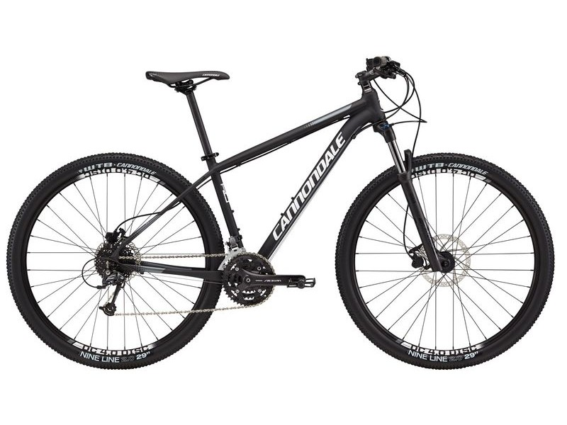 SellisBike - Cannondale Trail 4 2017 Black