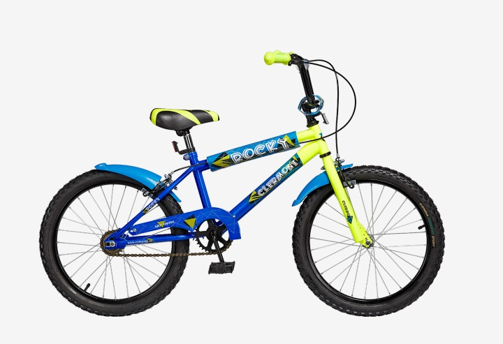 SellisBike - Clermont Rocky 108 Blue
