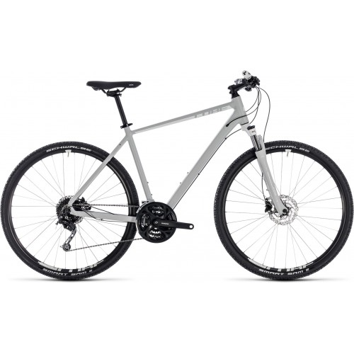 SellisBike - Cube Nature Pro 2018 Grey