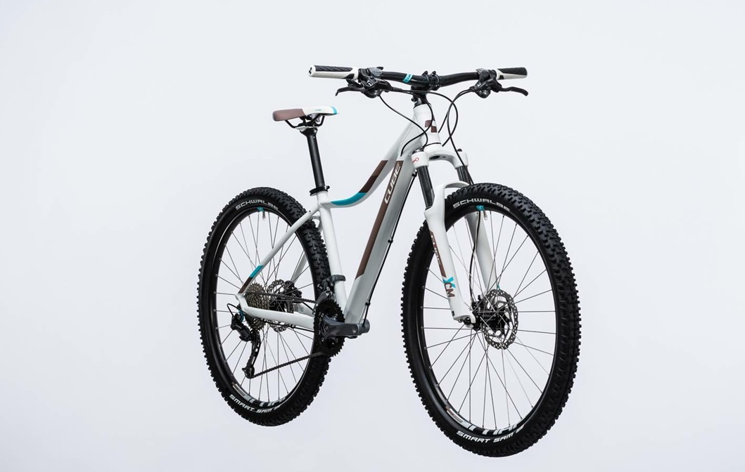 SellisBike - Cube Access WLS Pro 2017 Woman White