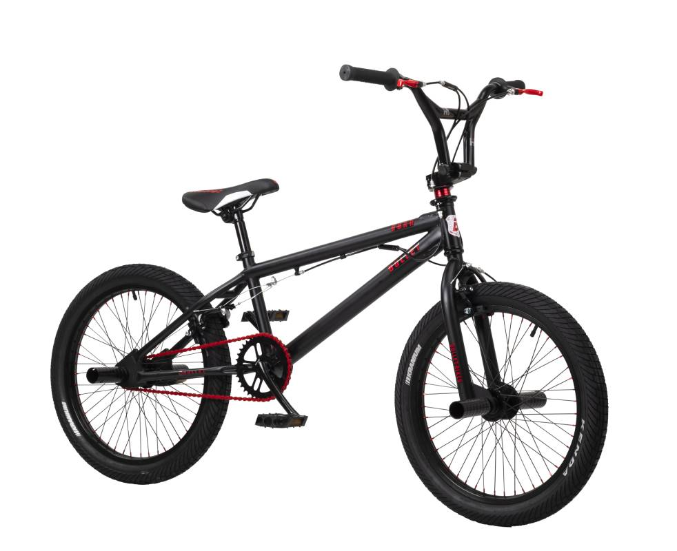 Bullet Bora Freestyle BMX MATT BLACK