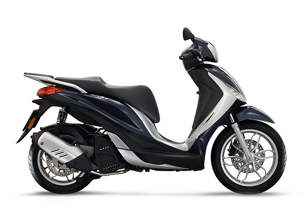 Piaggio Medley 150 iGet ABS E4 Midnight Blue