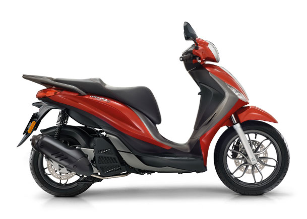 SellisBike - Piaggio Medley 150SiGet ABS E4 Red