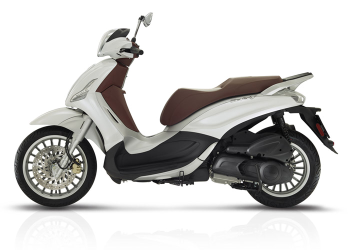 Piaggio Beverly 300 4V ABS E4 Pearl White
