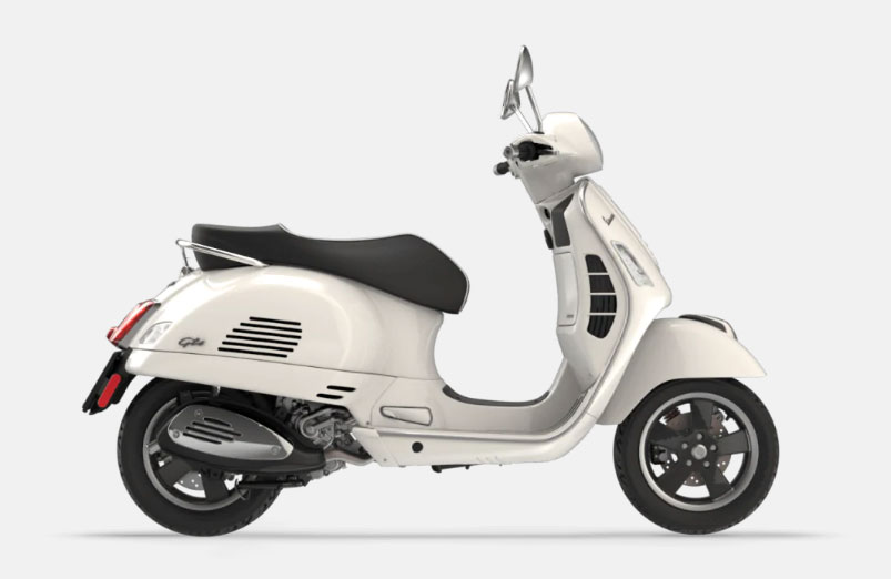 SellisBike - Vespa GTS SUPER 300 4V ABS ASR Bianco Innocenza
