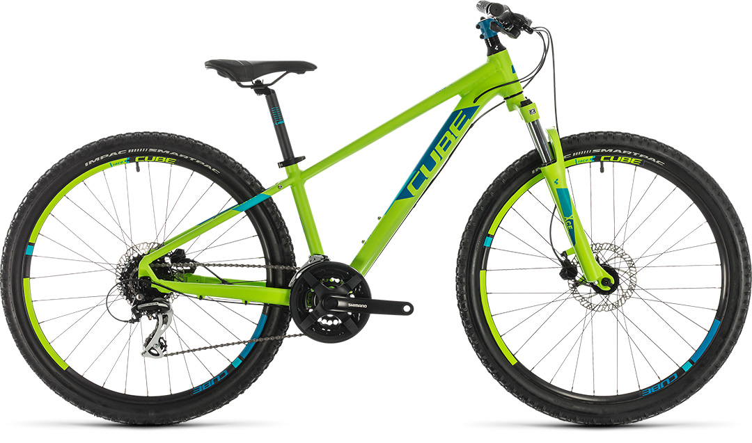 Cube Acid 260 Disc 2020 green n blue