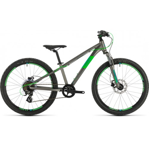 Cube Acid 240 Disc Grey 'n' Neongreen - 2020